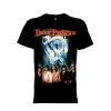 เสื้อยืด วง Deep Purple แขนสั้น แขนยาว S M L XL XXL [1]