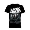 เสื้อยืด วง Arctic Monkeys แขนสั้น แขนยาว S M L XL XXL [3]