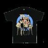 เสื้อยืด วง The Who แขนสั้น งาน Vintage ลายไม่ชัด ทุกขนาด S-XXL [Easyriders]