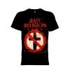 เสื้อยืด วง Bad Religion แขนสั้น แขนยาว S M L XL XXL [1]