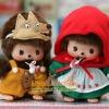 ตุ๊กตาเบบี้จิจิหนูน้อยหมวกแดงกับหมาป่า 5.5นิ้ว (Red Riding Hood & Wolf Bebichhichi)