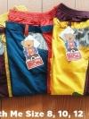 กางเกงขาสามส่วนของเด็กชาย PLAY WITH ME (7 -12 ขวบ)
