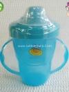 แก้วหัดดื่ม Nuebabe BPA Free มีฝาปิด