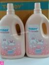 น้ำยาซักผ้าเด็กทอดดี้ 2 x 2000 ml
