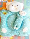 ที่นอนเด็กแรกเกิด ลายหมี (สีฟ้า)
