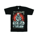 เสื้อยืด วง Arch Enemy แขนสั้น สกรีนเฉพาะด้านหน้า สั่งได้ทุกขนาด S-XXL [NTS]