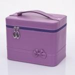 กระเป๋ารุ่นโบว์สีม่วง