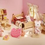 ซิลวาเนียน ห้องนอนของพี่สาว (EU) Sylvanian Families Sister's Bedroom Set