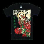 เสื้อยืด วง Led Zeppelin แขนสั้น แขนยาว S M L XL XXL [1]