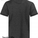 เสื้อยืดสีเทา เนื้อซุปเปอร์ดาย SuperDry Grey Round Neck Tshirt
