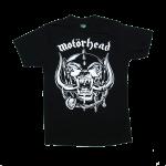 เสื้อยืด วง Motorhead แขนสั้น งาน Vintage ลายไม่ชัด ทุกขนาด S-XXL [Easyriders]