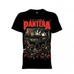 เสื้อยืด วง Pantera แขนสั้น แขนยาว S M L XL XXL [8]