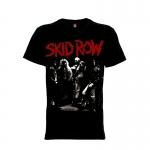 เสื้อยืด วง Skid Row แขนสั้น แขนยาว S M L XL XXL [2]
