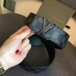 เข็มขัด แบรนด์ Louis vuitton damier graphite lv logoงาน original พร้อมกล่อง