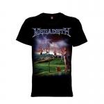 เสื้อยืด วง Megadeth แขนสั้น แขนยาว S M L XL XXL [17]