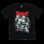 เสื้อยืด วง Slipknot แขนสั้น แขนยาว S M L XL XXL [4]