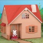 บ้านตุ๊กตาซิลวาเนียน (EU) Sylvanian Families Starter House Gift Set