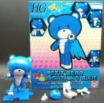 โมเดลกันดั้มลูกหมี Petit'Baer Lightning Blue