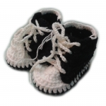 รองเท้าเด็กอ่อน ไหมพรม FD3-8