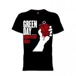 เสื้อยืด วง Greenday แขนสั้น แขนยาว S M L XL XXL [7]