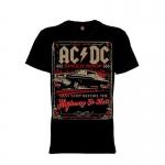 เสื้อยืด วง AC/DC แขนสั้น แขนยาว S M L XL XXL [24]