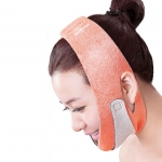 V-Shape Face Belt สีส้ม-เทา แบบ รัดใต้คาง สายรัดหน้าเรียว วีเชฟ สไตล์เกาหลี เข็มขัดรัดหน้าเรียว ยกกระชับแก้มและคาง ช่วยให้หน้าเรียวโดยไม่ต้องพึ่งศัลยกรรม