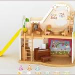 [หมดแล้ว] โรงเรียนอนุบาลซิลวาเนียน (JP) Sylvanian Families New Kindergarten V5%