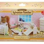 ซิลวาเนียน ห้องนอนเบบี้ (EU) Sylvanian Families Nursery Bedroom