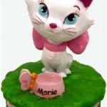 โมเดลแมวมารีหัวสั่นทูอินวัน (Marie Hand Painted Bobble Head Doll)
