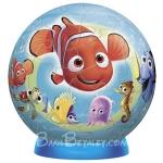จิ๊กซอว์บอลใหญ่ นีโม (Finding Nemo 3D Jigsaw)