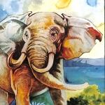 พลายจำปา หนังสืออ่านสำหรับเยาวชน ชุด สัตว์เลี้ยงแสนรัก อันดับที่ 1/12 : ที เจ วอลเดค เขียน ลมุล รัตตากร แปล