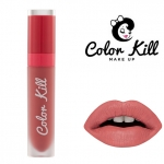 (พร้อมส่ง) COLOR KILL MEGA MATTE LIQUID LIPSTICK สี LOTUS PETAL