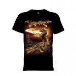 เสื้อยืด วง DragonForce แขนสั้น แขนยาว S M L XL XXL [2]