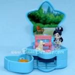โมเดลพริตตี้เคียวในตลับพกพา 6ตลับ (Pretty Cure Pocket House)
