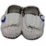 รองเท้าเด็กอ่อน ไหมพรม FD25-7