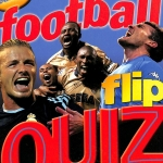 Football Flip Quiz Hardcover – 1 May 2004 by Matthew Parselle