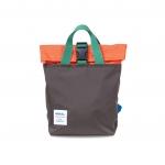 Hellolulu กระเป๋าเด็ก รุ่น JAZPER - Olive Brown/Orange