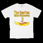เสื้อยืด วง The Beatles สีขาว แขนสั้น S M L XL XXL [1]
