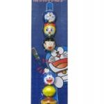 กระดุมสำหรับร้อยสายคล้องมือถือโดราเอมอน 6 เม็ด (Doraemon)