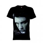 เสื้อยืด วง Elvis Presley แขนสั้น แขนยาว S M L XL XXL [1]