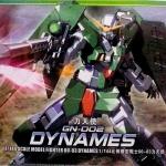 โมเดลกันดั้ม GUNDAM DYNAMES HG1/144 TT