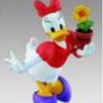 โมเดลเป็ดเดซี่ No.129 (Disney Magical Collection - Daisy Duck)