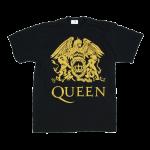 เสื้อยืด วง Queen แขนสั้น งาน Vintage ลายไม่ชัด ทุกขนาด S-XXL [Easyriders]