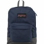 JanSport กระเป๋าเป้ รุ่น Black Label Superbreak - Navy