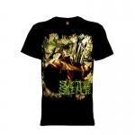 เสื้อยืด วง Suicide Silence แขนสั้น แขนยาว S M L XL XXL [3]