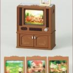 [SOLD OUT] ซิลวาเนียน ทีวีสี (JP) Sylvanian Families Lighting TV