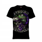 เสื้อยืด วง Avenged Sevenfold แขนสั้น แขนยาว S M L XL XXL [12]