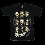 เสื้อยืด วง Slipknot แขนสั้น แขนยาว S M L XL XXL [1]
