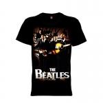 เสื้อยืด วง The Beatles แขนสั้น แขนยาว S M L XL XXL [1]