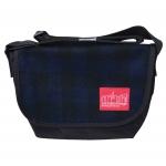 กระเป๋าสะพายข้าง Manhattan รุ่น MP 1605-JR-WLR WOOLRICH - NVY/BLK (MD)